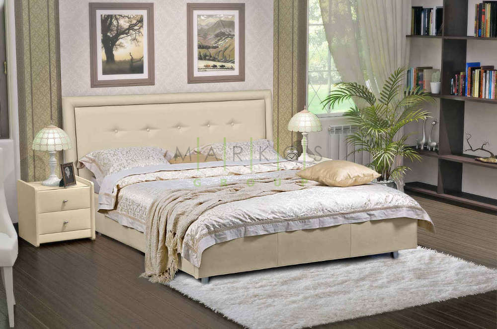 кровати с дерева на заказ фото