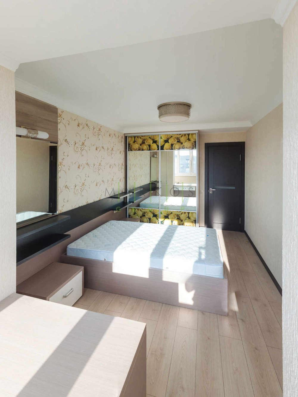 спальня сделанная од заказ с мдф
