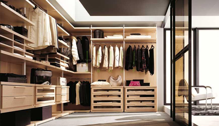 мебель для гардеробной комнаты изготовленной на заказ в Черкассах