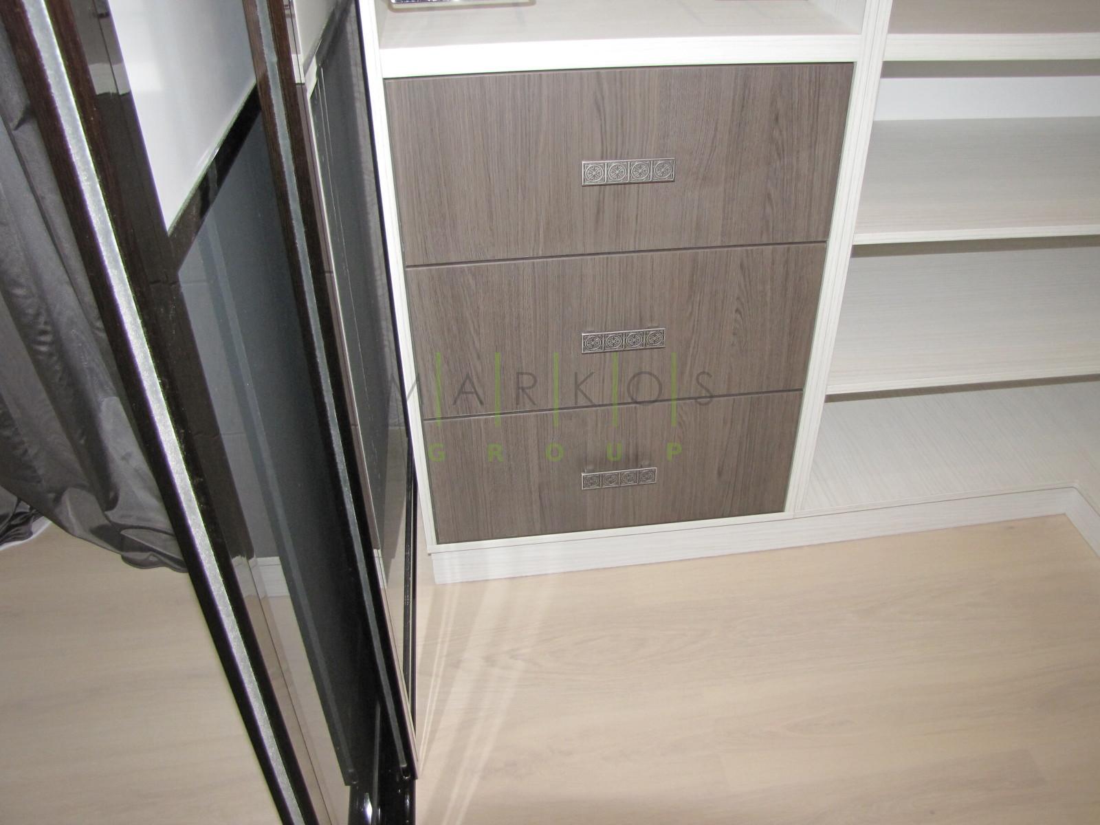 дизайн мебели для гардероба