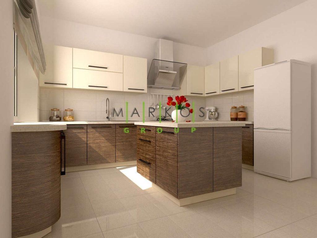 мебель для кухни студии изготовленная на заказ по индивидуальному дизайну