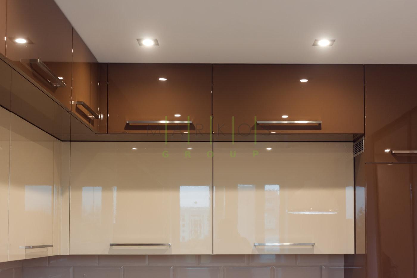 мебель для кухни изготовленная на заказ по индивидуальному дизайну в Черкассах