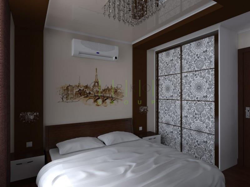 мебель для спальни в белом винтажном стиле