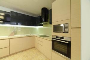 мебель для кухни в современном стиле минимализм