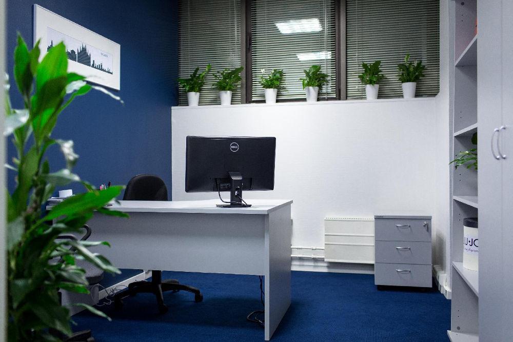 мебель для маленького офиса