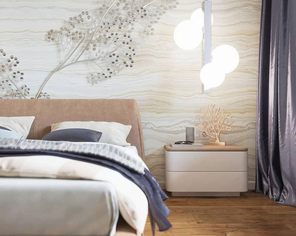 освещение в спальню