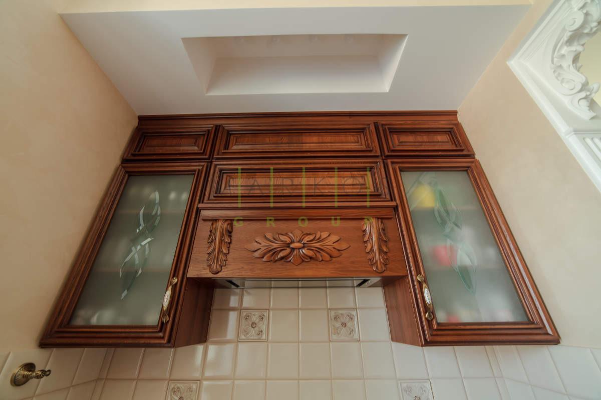 мебель для кухни сделана на заказ
