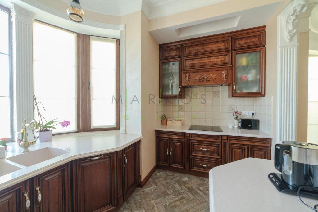 мебель для кухни сделана на заказ фото