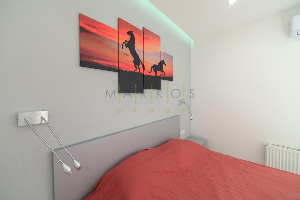 мебель на заказ для маленькой спальни фото