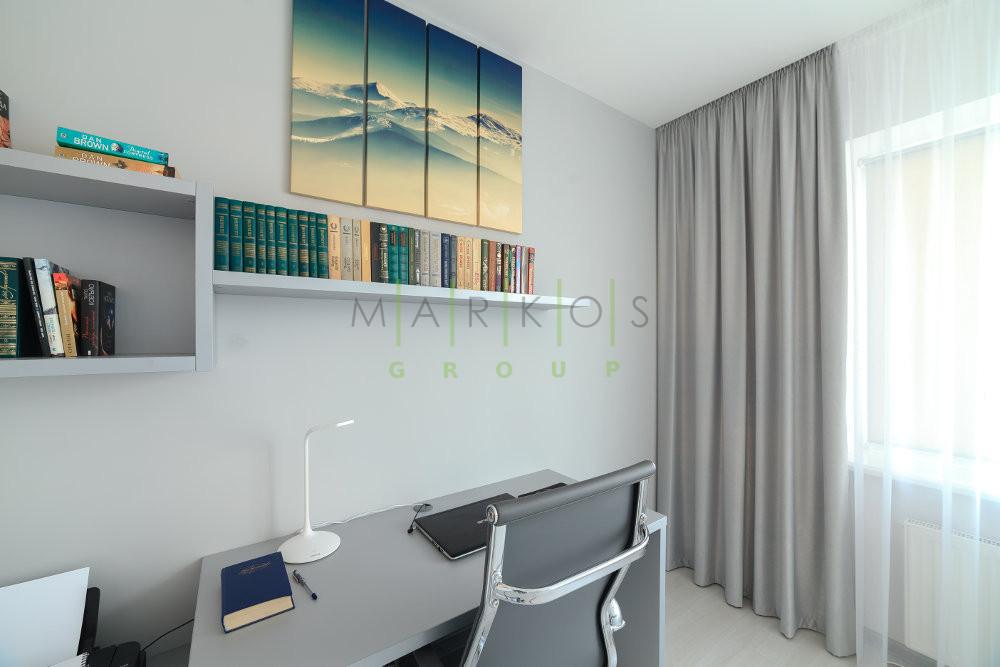 мебель на заказ для кабинета сделана на заказ фото