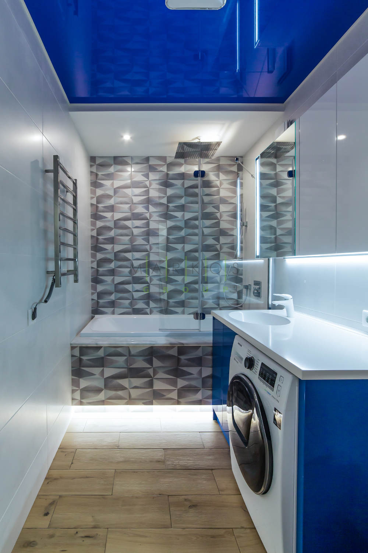 мебель для ванной в скандинавском стиле сделанная на заказ от Маркос