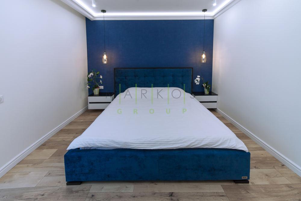 мебель на заказ для спальни в скандинавском стиле